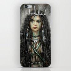 The Conqueror iPhone & iPod Skin