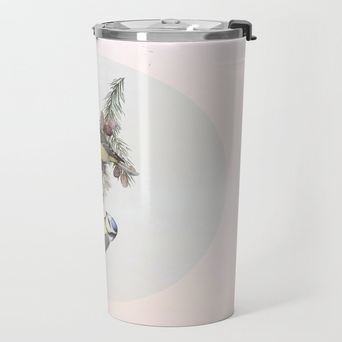 Tits Travel Mug