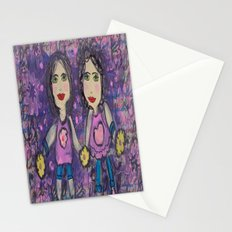 Two of Me Stationery Cards