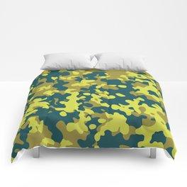 CAMO03 Comforters