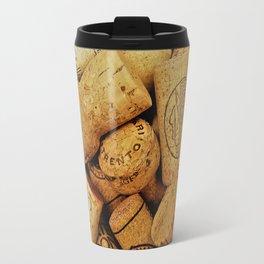 Warm Color Corks Travel Mug