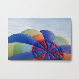 Hot Air Metal Print