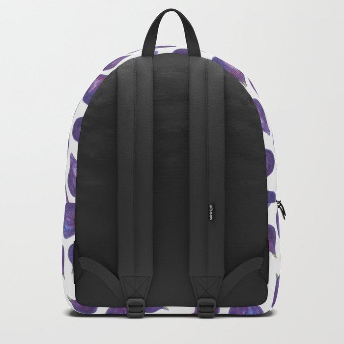 Watercolor figs pattern Backpack