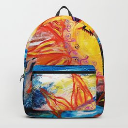 Sun and Moon United Backpack
