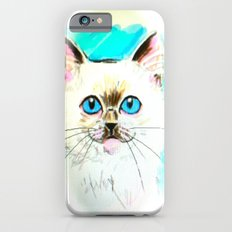 Kitty iPhone 6s Slim Case