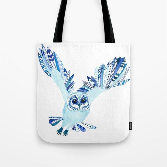 Aztec Owl by owlfeatherstudio