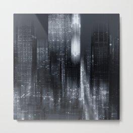 DT squared Metal Print