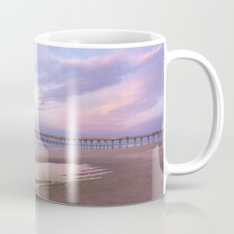 Pastel Sky, Beach Sunrise Coffee Mug