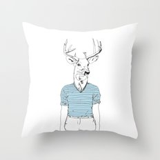 Wild Nothing I Throw Pillow