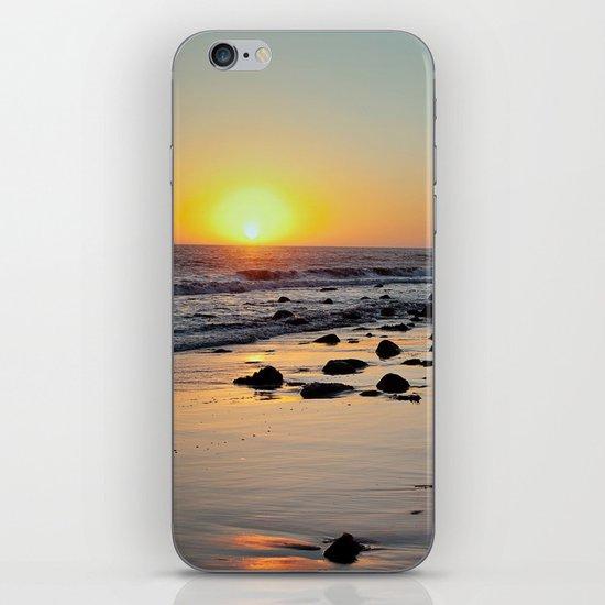 Emmawood Sunset  iPhone & iPod Skin