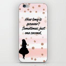 Alice In Wonderland Inspired iPhone Case iPhone Skin