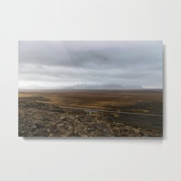 INSURRECTION - Solitude. Metal Print