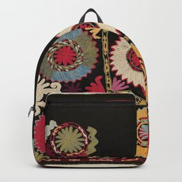 Lakai Uzbekistan Embroidery Print Backpack
