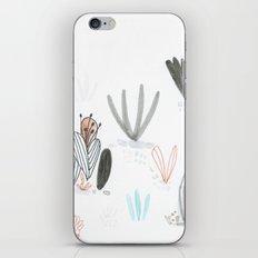 shrubbery iPhone Skin