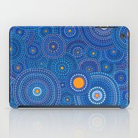starry night iPad Cases featuring Starry Starry Night by Elspeth McLean