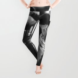 Makeup Brushes Leggings