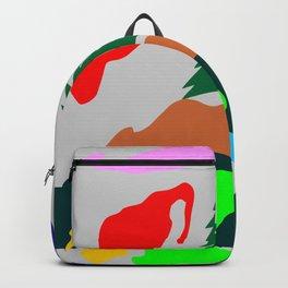 Grayed Limbo Backpack