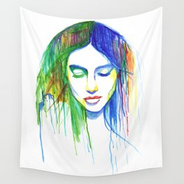 Sadness is a Blessing Wall Tapestry