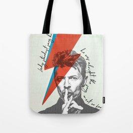 .Starman. Tote Bag