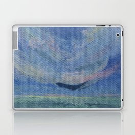 Cotton Candy Clouds Laptop & iPad Skin
