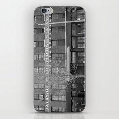 NY warehouse iPhone & iPod Skin