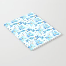 Forget Me Nots Notebook