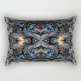 Arezzera Sketch #755A Rectangular Pillow