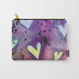 Heart No. 15 Carry-All Pouch