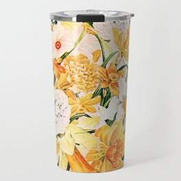 Wordsworth  and the daffodils. Travel Mug