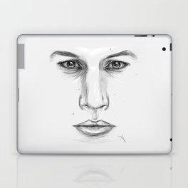 Kylo Ren/Adam Driver Portrait Laptop & iPad Skin