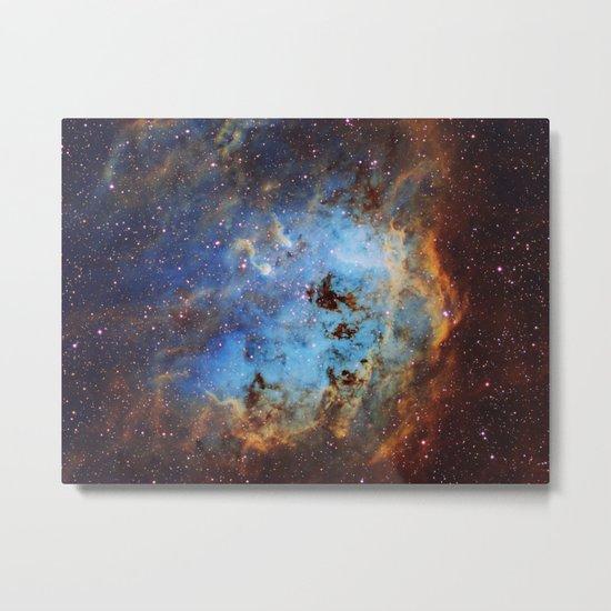 The Tapdole Nebula Metal Print