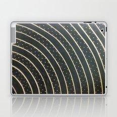 Dotted Soundwaves Laptop & iPad Skin