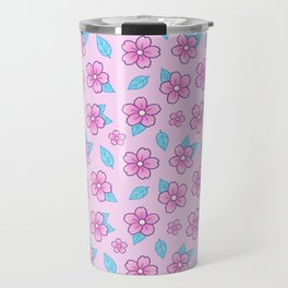 Sakura // Pink Travel Mug