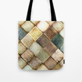 diamond path Tote Bag