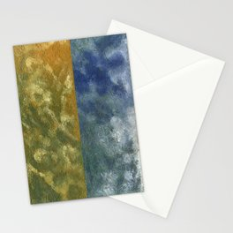 Earth and Sky Stationery Cards