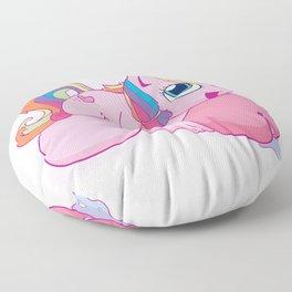 horse is too great Floor Pillow