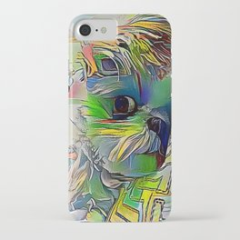 Colorful Angie iPhone Case