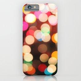 Bokeh iPhone Case