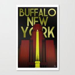 Buffalo, NY Canvas Print