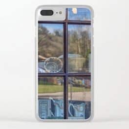 Old Curiosity Shop. Clear iPhone Case