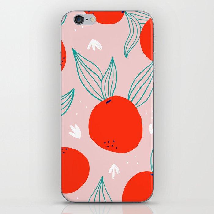 Oranges iPhone Skin
