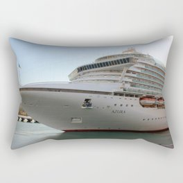 MV Azura cruise ship Rectangular Pillow