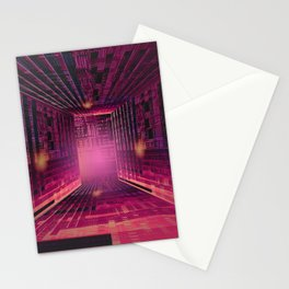 Enjoy the Labyrinth the Exit is an Illusion / 16-01-17 Stationery Cards