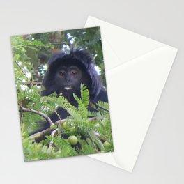 Ebony Leaf Monkey Stationery Cards