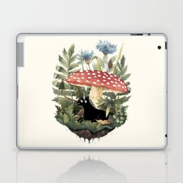 Tiny Unicorn Laptop & iPad Skin