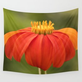 Mexican Sunflower Wall Tapestry