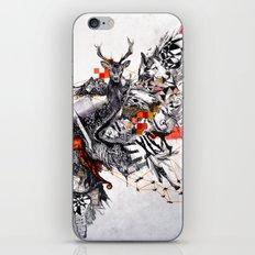Organic Geometry iPhone & iPod Skin