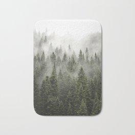 Porcupine ridge (clarity) Bath Mat