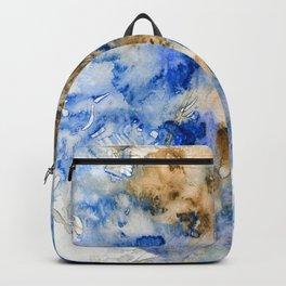 in my heart an ocean Backpack