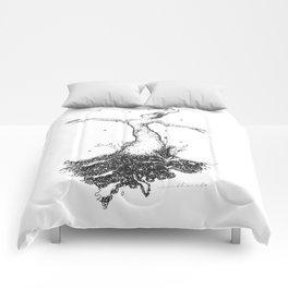Sky Lark Comforters